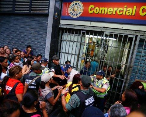 Економічна криза призведе до інфляції у мільйон відсотків: Венесуела опинилася на порозі краху