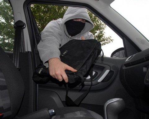 Будьте внимательны: в Украине участились ограбления авто по новой схеме