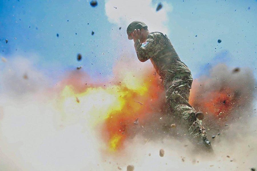 Трое убитых и девять раненных: в ВСУ рассказали о массовой гибели солдат