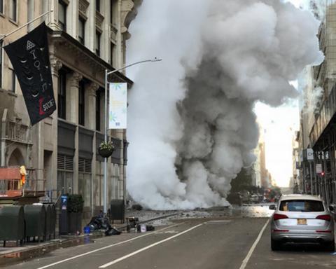 Взрыв в центре Нью-Йорка: появились новые данные о причинах и последствиях ЧП