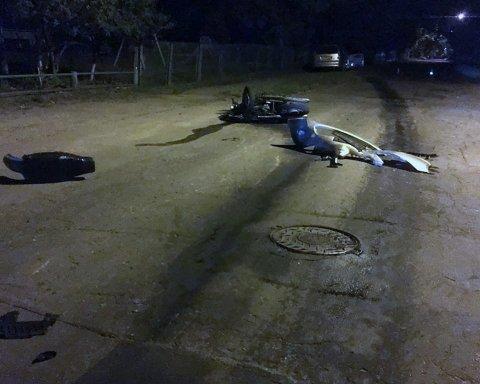 В ужасном ДТП погиб мотоциклист