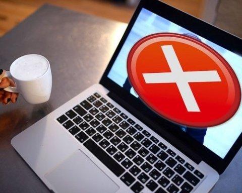 Закон про блокування сайтів в Україні можуть переписати: подробиці