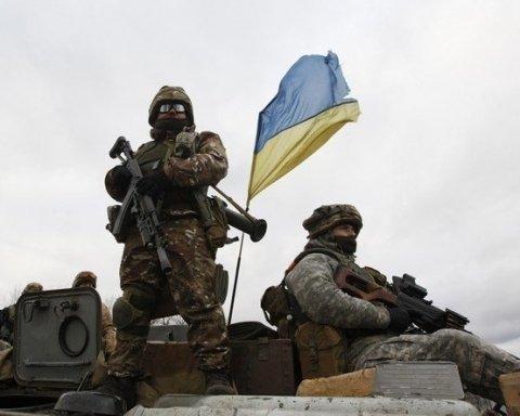На Донбассе ранили двух бойцов ВСУ