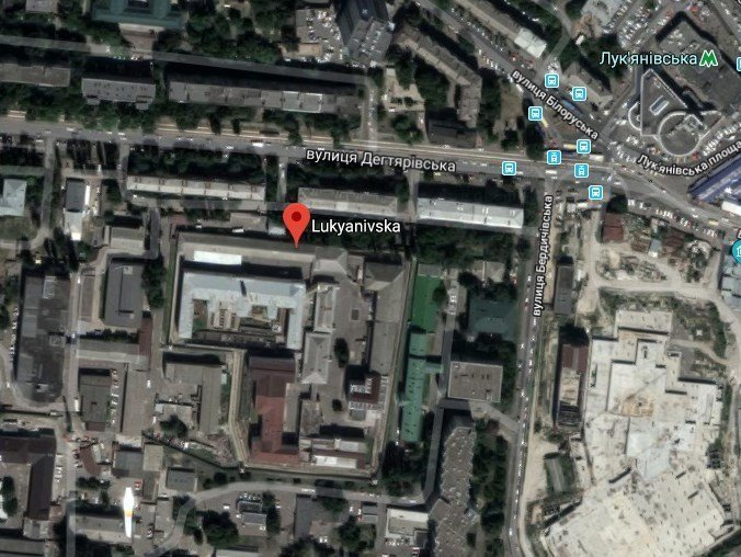Заключенного избили до смерти в Лукьяновском СИЗО: первые подробности