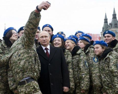 У Росії створили «солдат майбутнього», яких вже відправили у бій