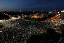 В Румынии назревает очередной «Майдан»