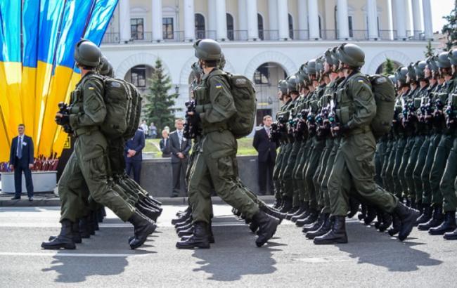 День Незалежності: як українські військові готуються до параду