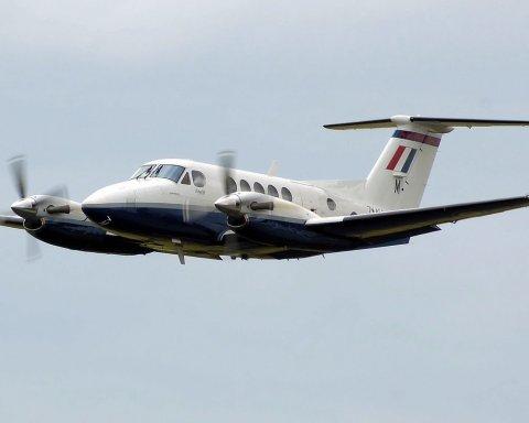 На американскую военную базу упал самолет, есть погибшие