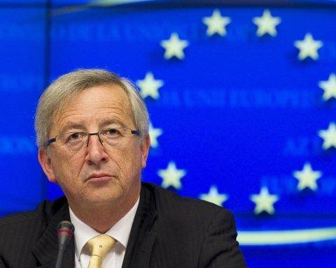 Юнкер хочет сохранить контакты Евросоюза с РФ