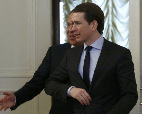 Канцлер Австрії їде до України: названо причину візиту
