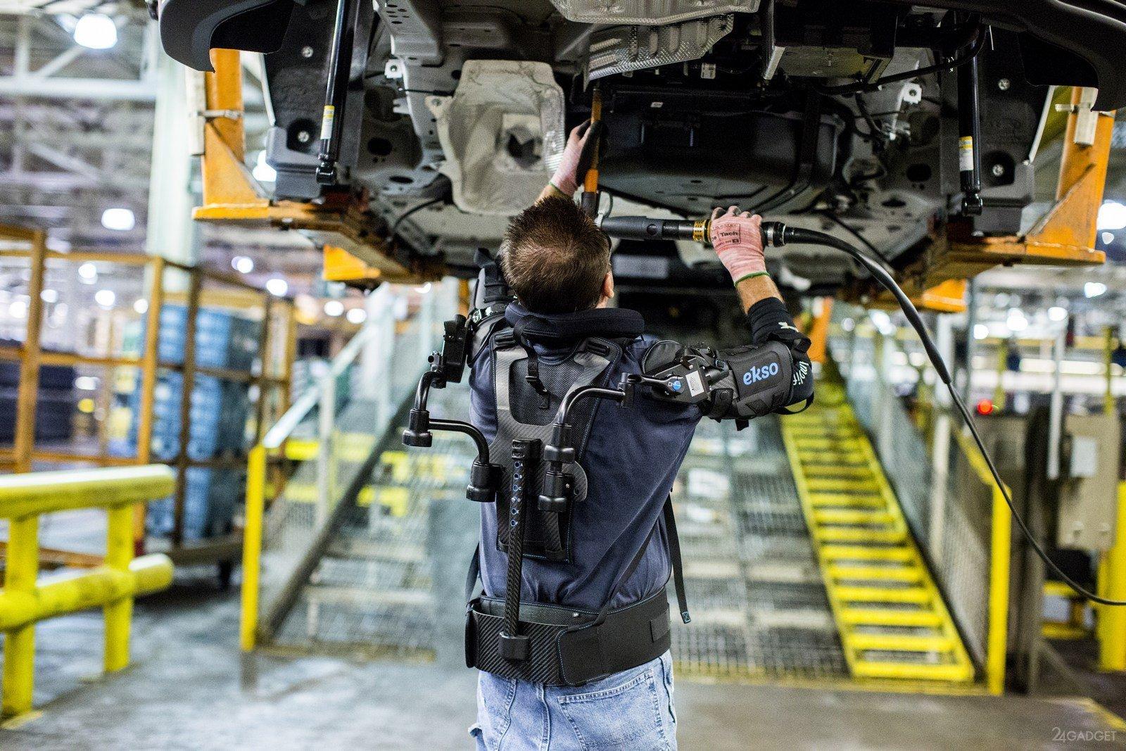 Працівників заводу Ford замінять на роботів 5b38e2d588688