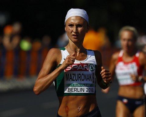 Білоруска стекла кров'ю, але героїчно перемогла на чемпіонаті Європи