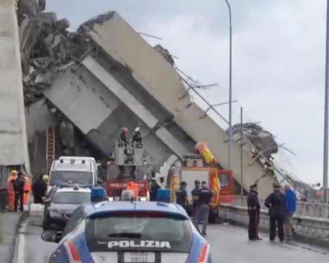 Названа причина смертельного обвалення моста в Генуї: винні люди