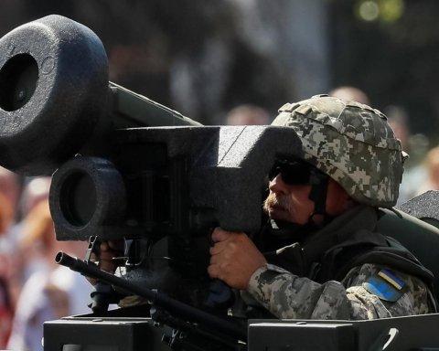 Авиация и американские «Джавелины»: чем запомнился парад на День Независимости Украины