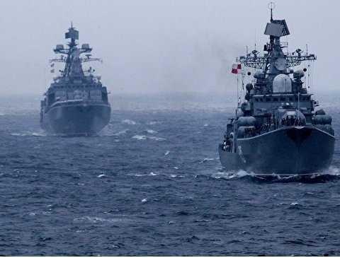 Росія почала військовий наступ на Азовське море: перші подробиці