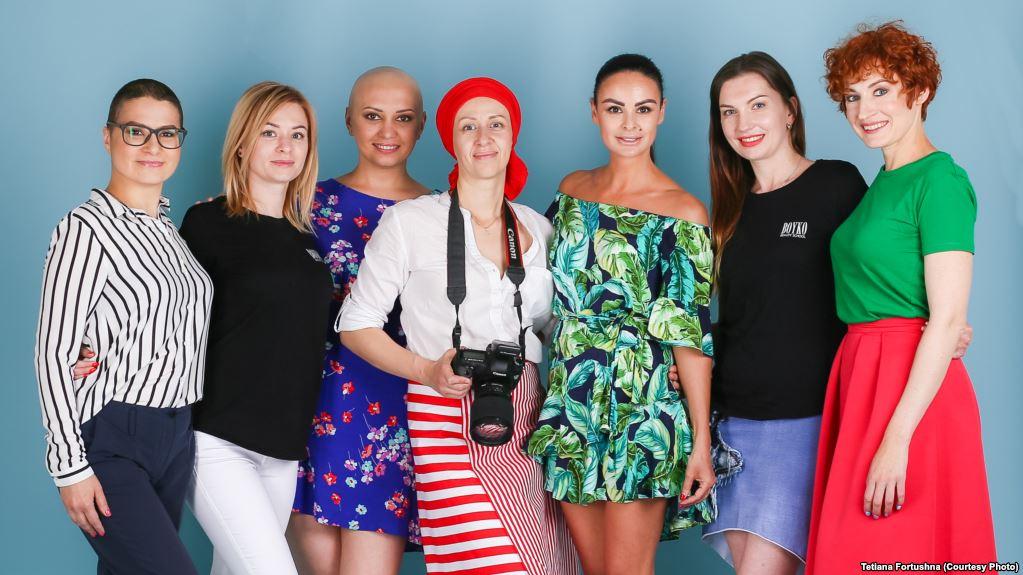 »Рак – это не приговор»: украинский фотограф превратила женщин с онкозаболеваниями на моделей