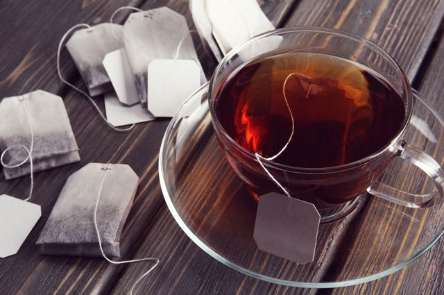 Медики виявили небезпеку чаю у пакетиках