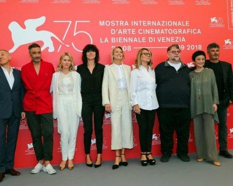 Венеціанський кінофестиваль-2018: як виглядали зірки на червоній доріжці