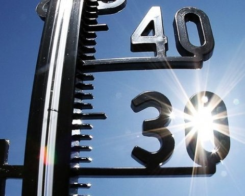 Африканская жара: украинцев ждет «горячая» погода на выходных