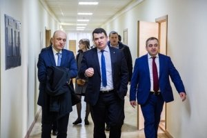 СМИ: замглавы НАБУ встречался со Ставицким