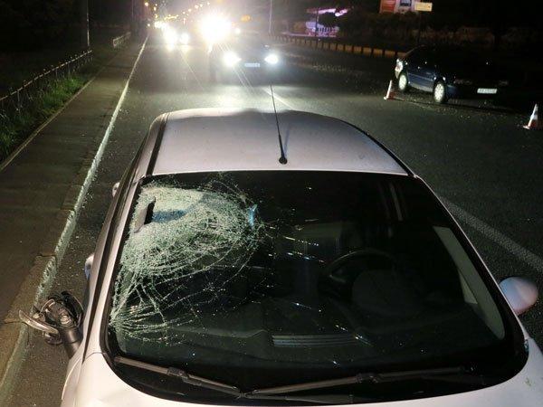 У Києві пішохід загинув під колесами одразу двох автівок
