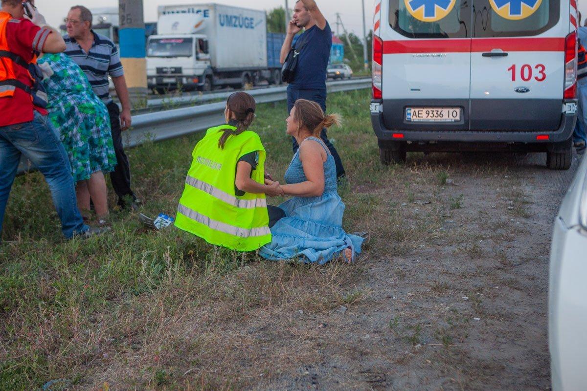 Водій насмерть збив дитину та втік, загубивши номер від авто