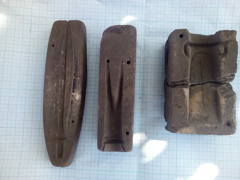 Українські археологи знайшли унікальні скарби часів скіфів