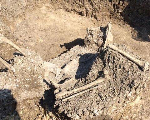В анексованому Криму знайшли давні поховання часів Хозарського каганату
