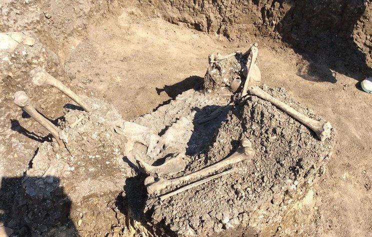 В аннексированном Крыму нашли древние захоронения времен Хазарского каганата