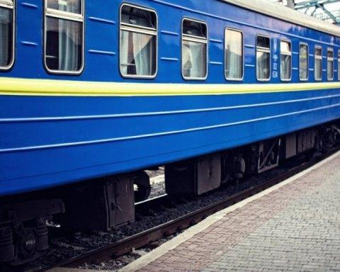 Укрзалізниця порахувала пасажирські вагони з кондиціонером