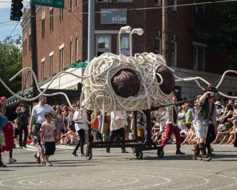 Нидерланды запретили «пастафарианство»: фотографироваться с дуршлагом на голове больше нельзя