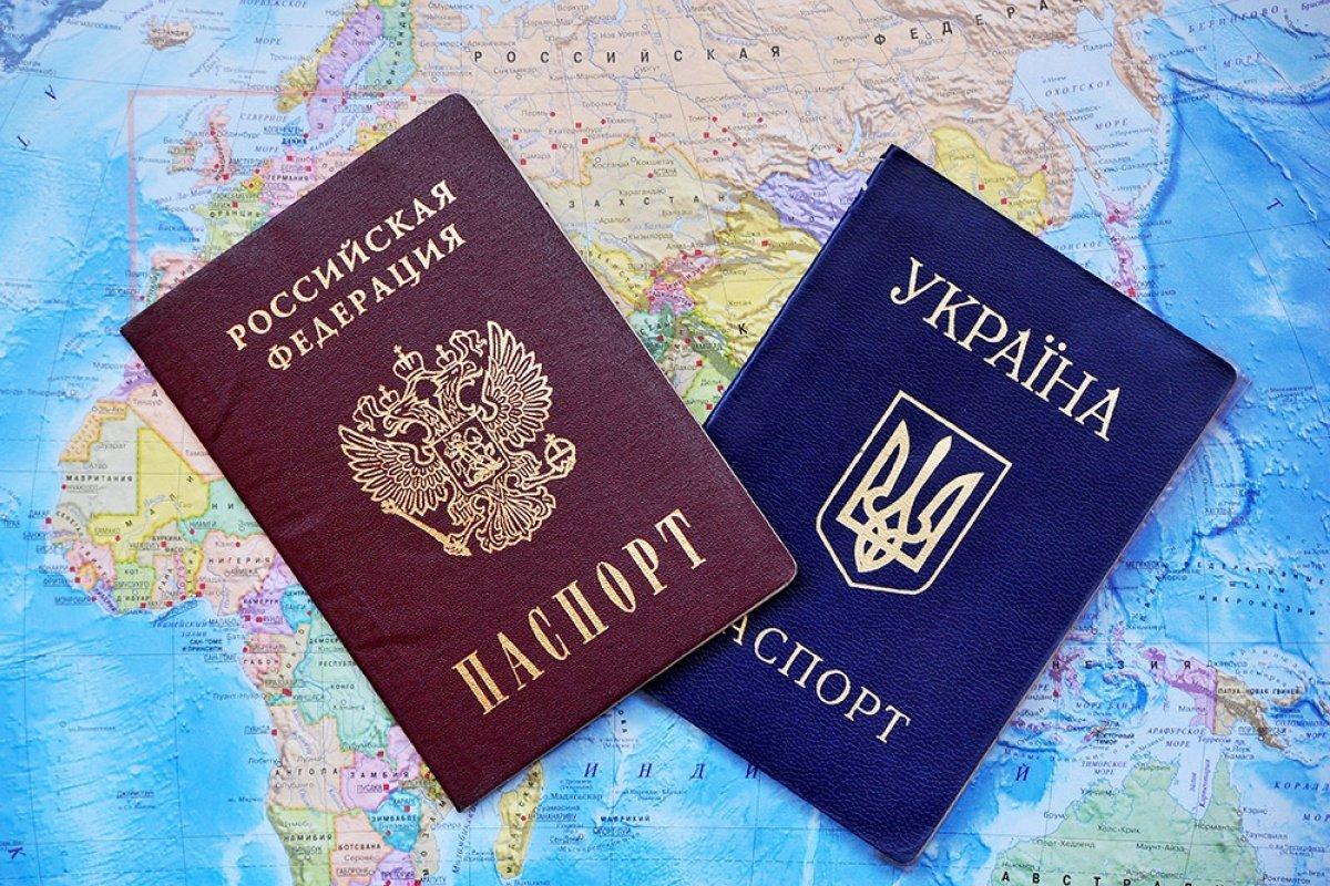 ВРаде призвали лишать гражданства получивших паспорта Российской Федерации украинцев
