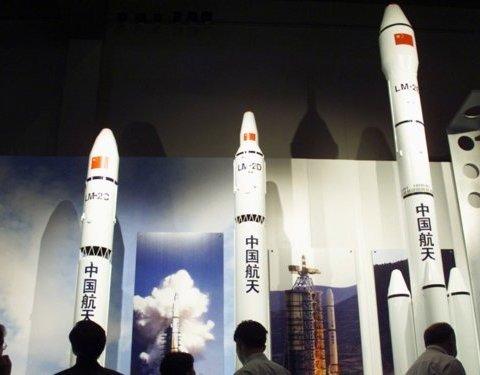 Китайці похвалилися успіхами в ракетобудуванні