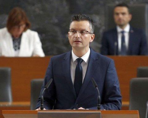 Зеленскому в пример: премьером Словении стал комик