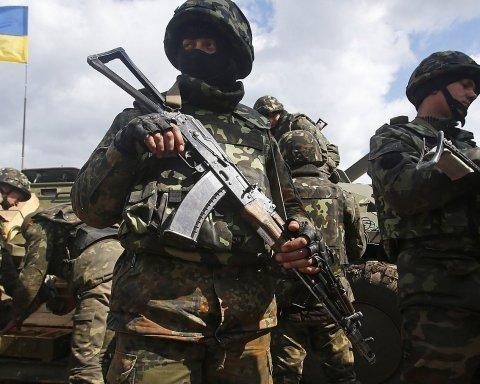 Украина вернула часть оккупированных территорий