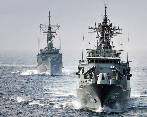 Такого ще не було: РФ розвернула у Сирії потужний десант військових кораблів