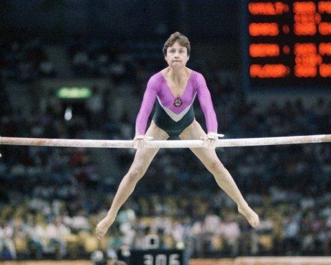 В России умерла двукратная олимпийская чемпионка по спортивной гимнастике