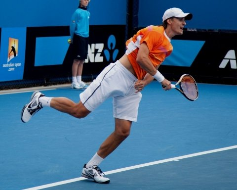 Украинский теннисист выиграл престижный турнир в Италии