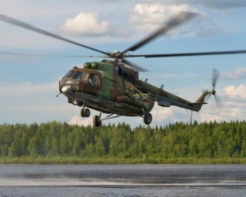 У Росії розбився гелікоптер: півтора десятки загиблих