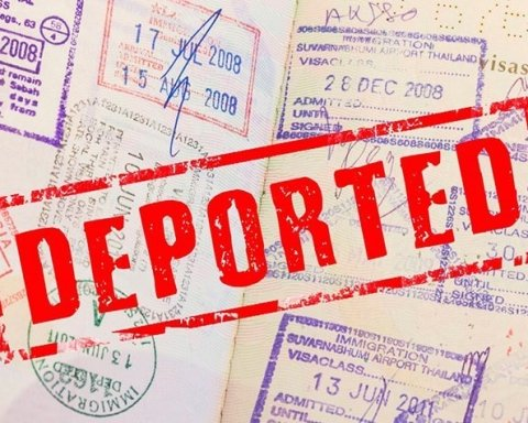 Українку депортували з Польщі через антиурядову діяльність чоловіка