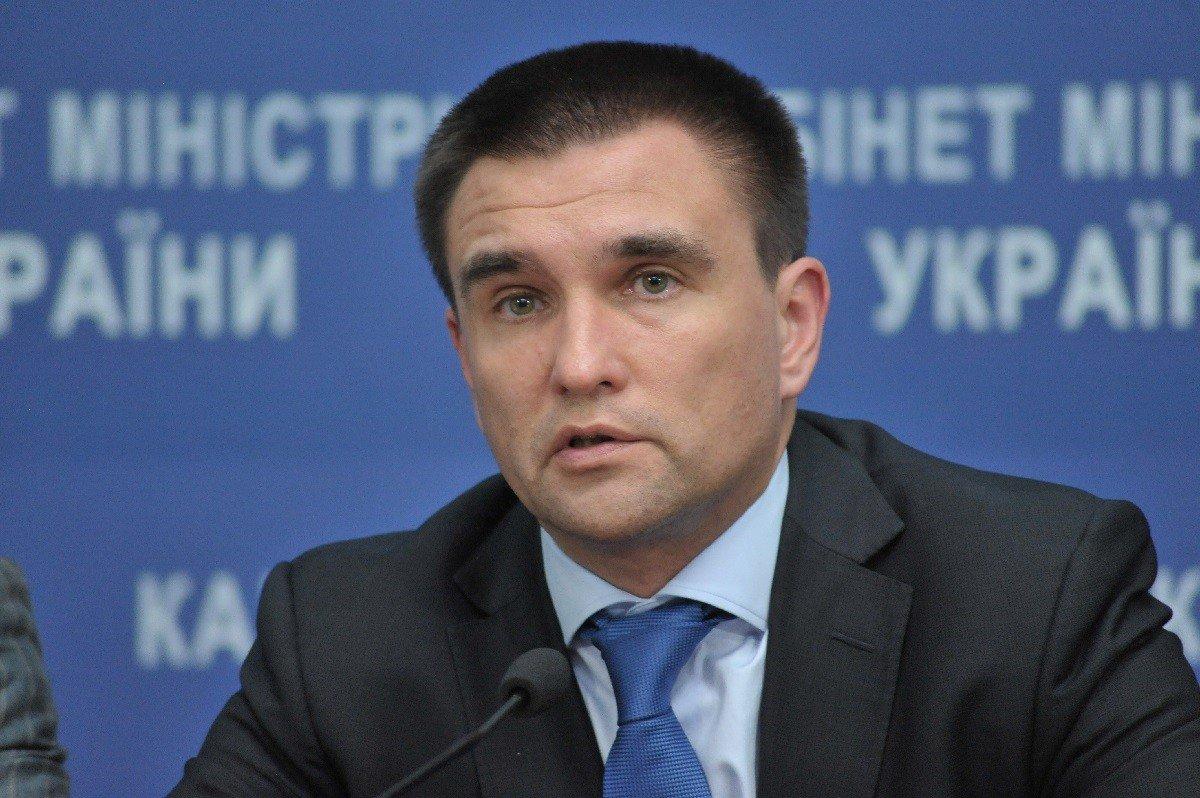Клімкін привітав з весіллям австрійську колегу та подругу Путіна