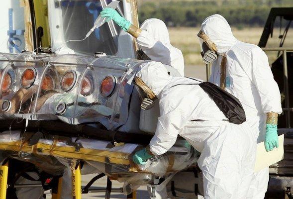 Лихорадка Эбола вернулась: жертвами уже стали десятки людей