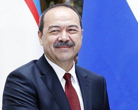Прем'єр Узбекистану отримав поранення в результаті ДТП