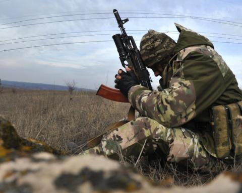 ООС: боевики усилили обстрелы, погиб украинский военнослужащий
