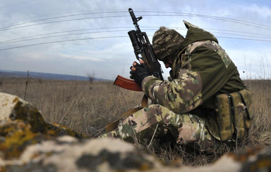 Бойовики двічі за добу розстріляли бійців ЗСУ з гранатометів