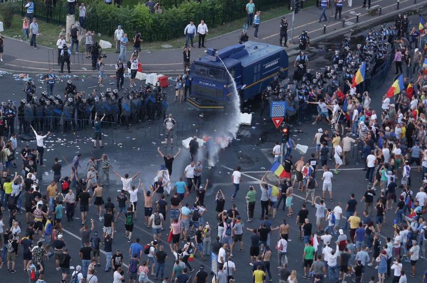 Майдан у Румунії: активісти почали другу масштабну акцію