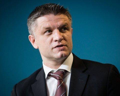 Заступник глави АП Шимків пішов у відставку
