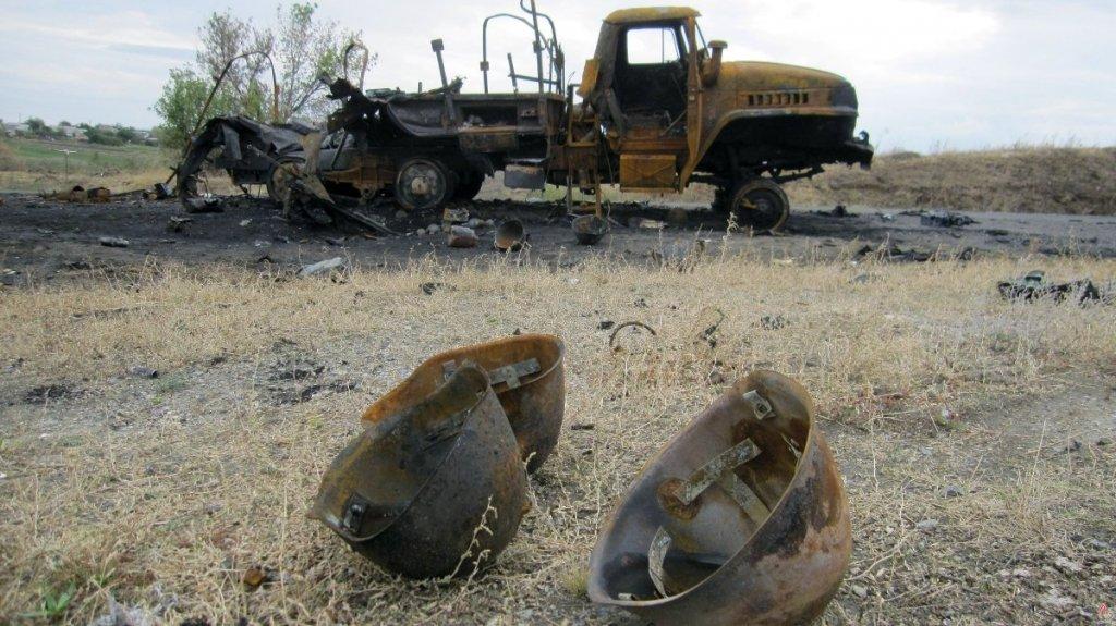 Террористы семь раз обстреляли ВСУ на Донбассе из запрещенного оружия