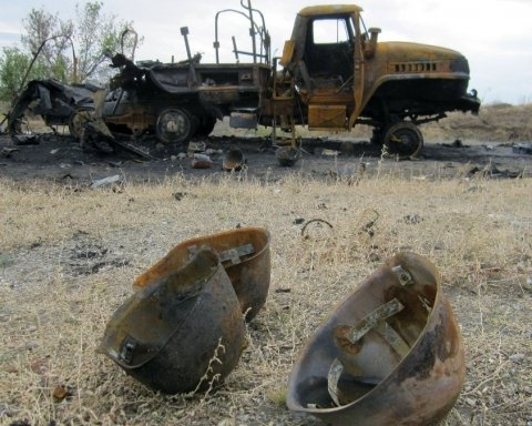 На Донбассе обнаружили кладбище с могилами неизвестных людей: подробности