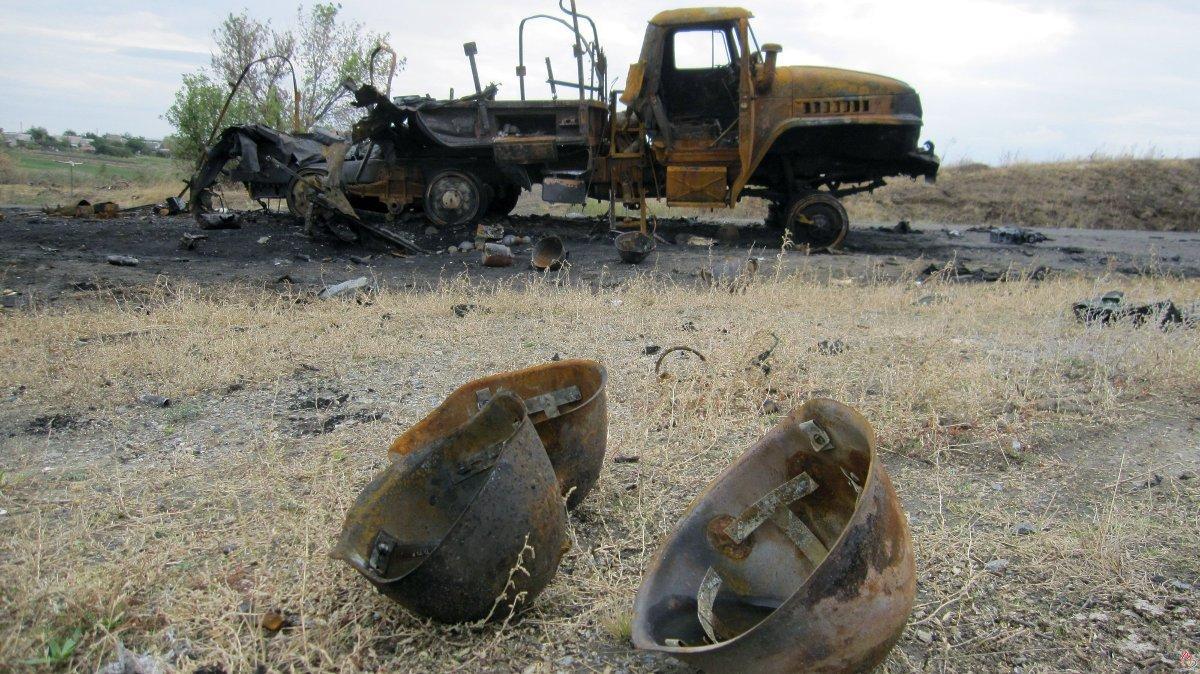 Война на Донбассе: боевики продолжают нести потери